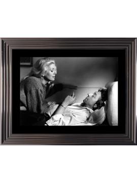 Photo cinéma grand format  C.Deneuve & S.Gainsbourg