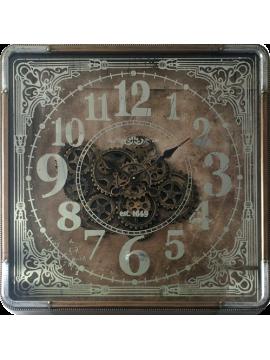 Horloge  diam. 80x 80