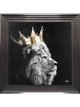 Cadre Lion relief