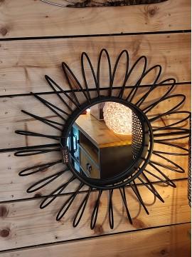 Miroir filaire Diam.82