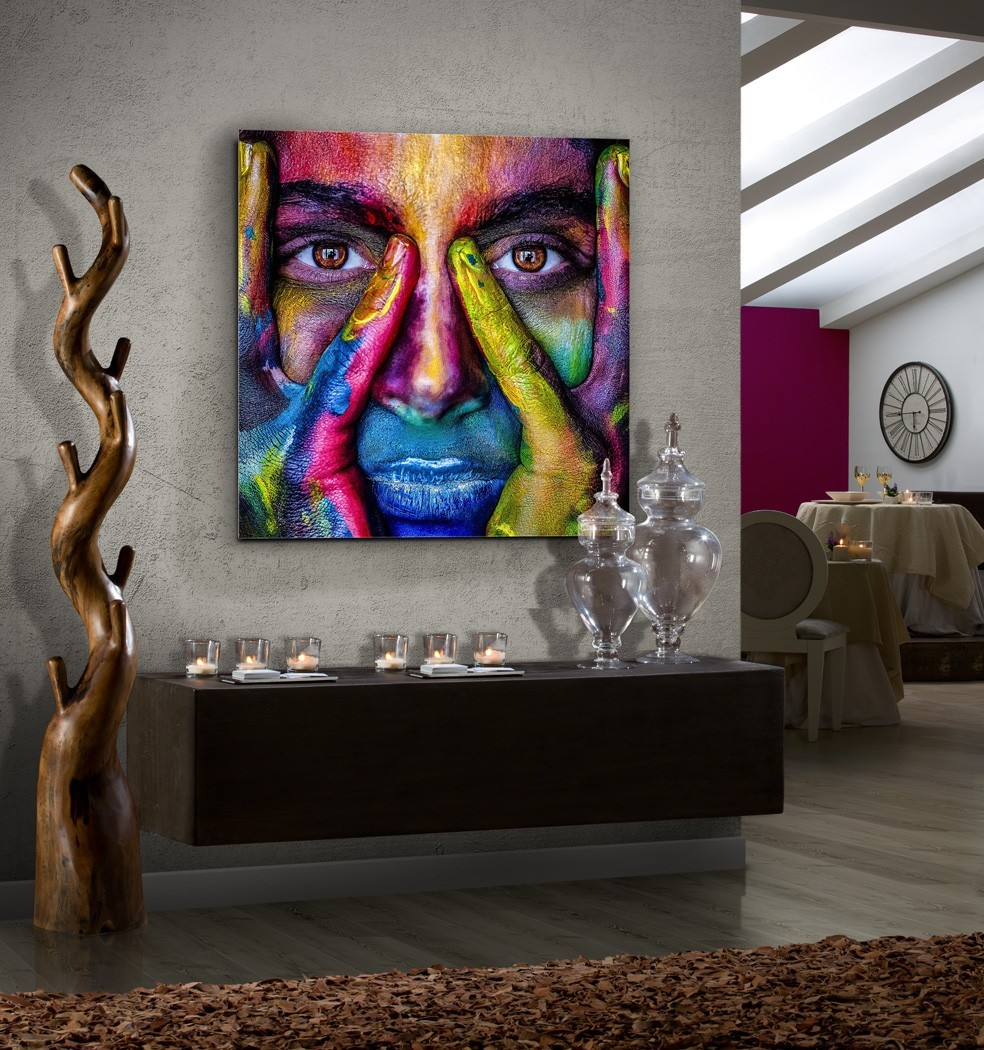 tableau-sous-verre-colores